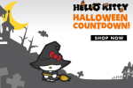Hello Kitty Halloween 2013 icon