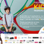 Invitatie Promenada Kids Fashion Show 3 septembrie2014